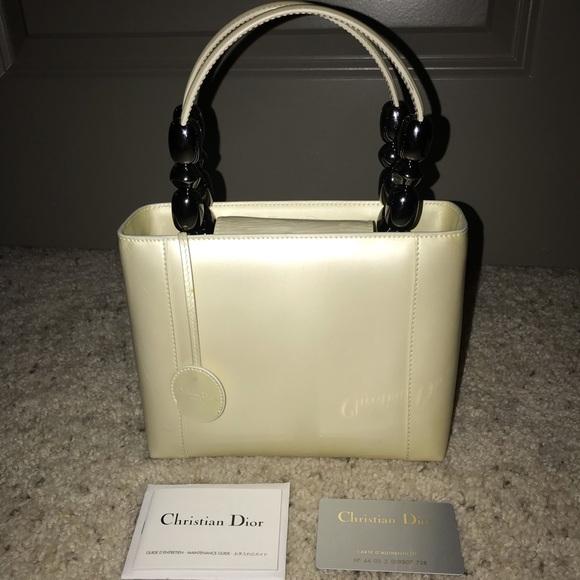 Dior Handbags - Vintage Lady Dior Bag